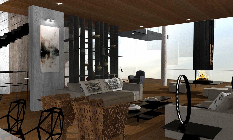 Faqra Cliff - Interior - concept design image