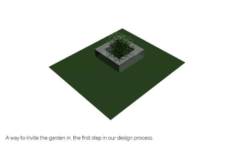 Chalet Raphael - concept design image