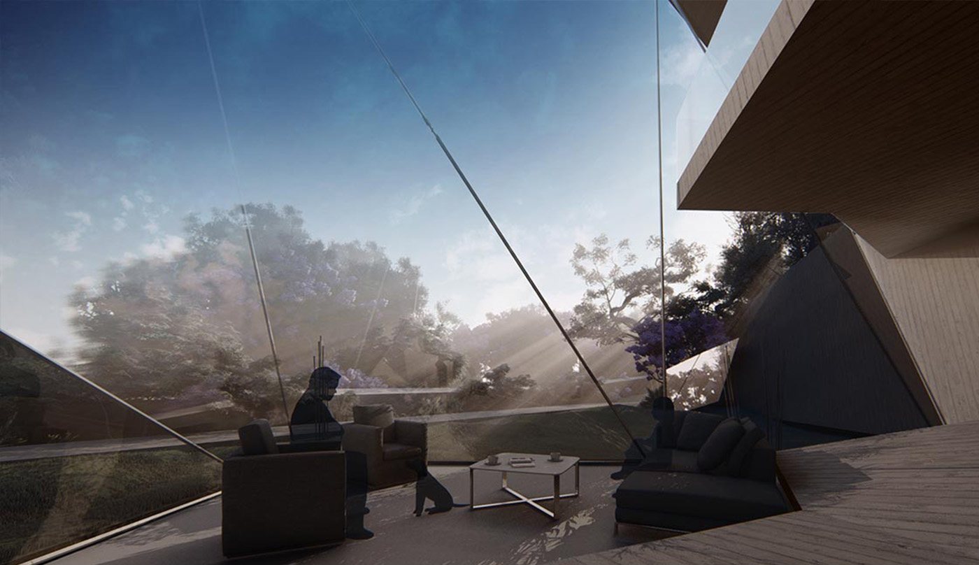 AS Chalet Complex - project overview image