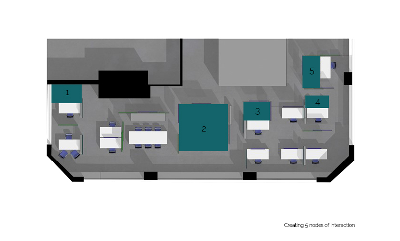 Gras Savoye Offices - concept design image