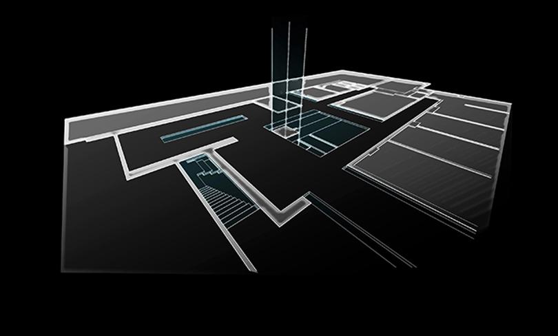 Rafic Gazzaoui & CO Premises - concept design image