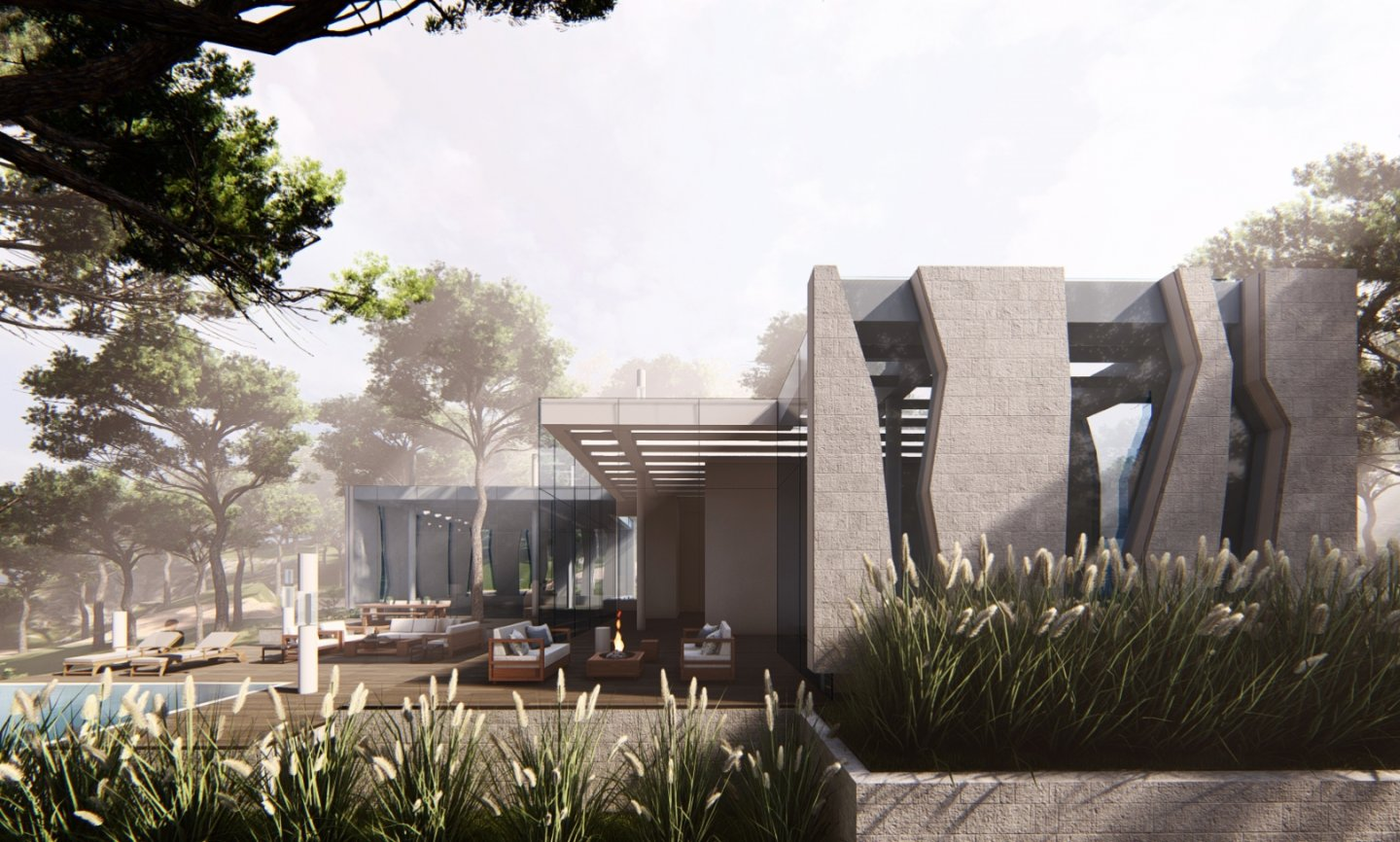 G Residence - project overview image
