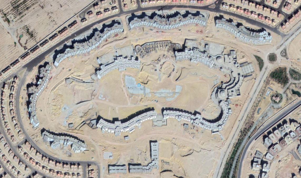 Porto 6 October - construction phase image