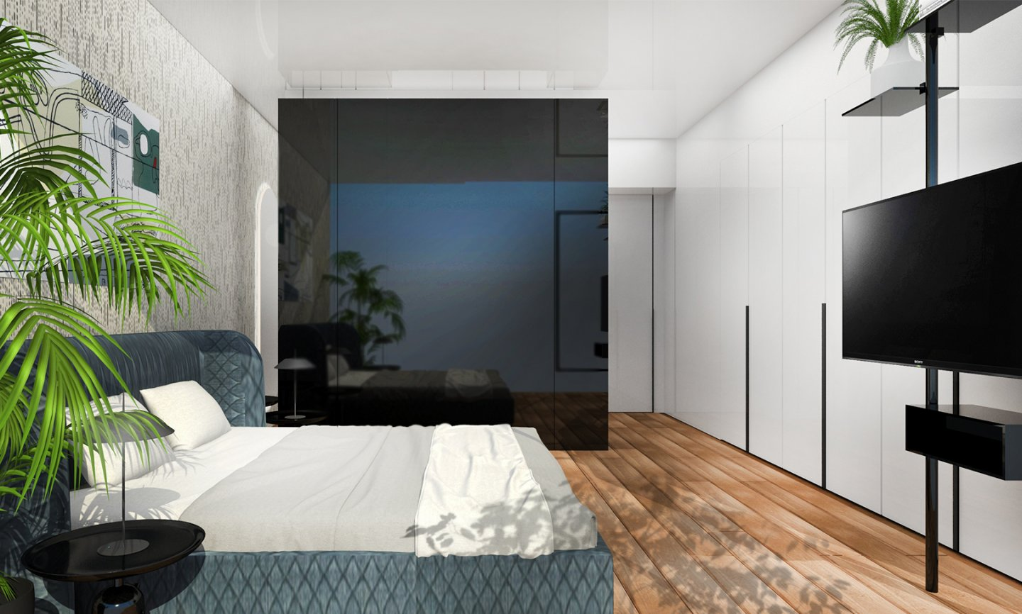 T.J Apartment  - project overview image
