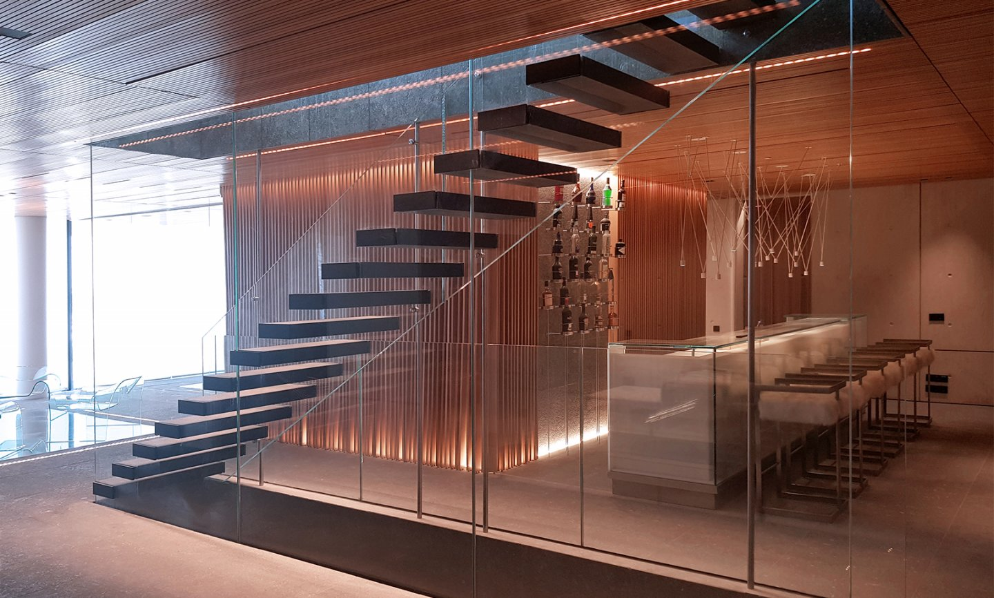 Faqra Cliff - Interior - project overview image