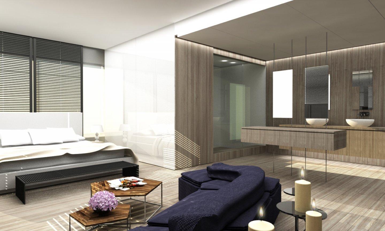 J.M Residence - concept design image