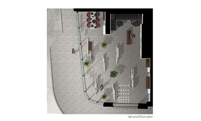 Legrand Concept Store - concept design image