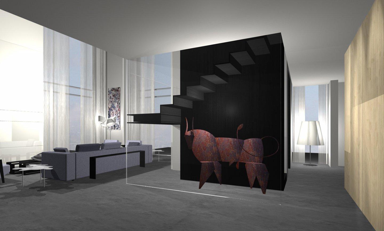Asmar Apartment - concept design image