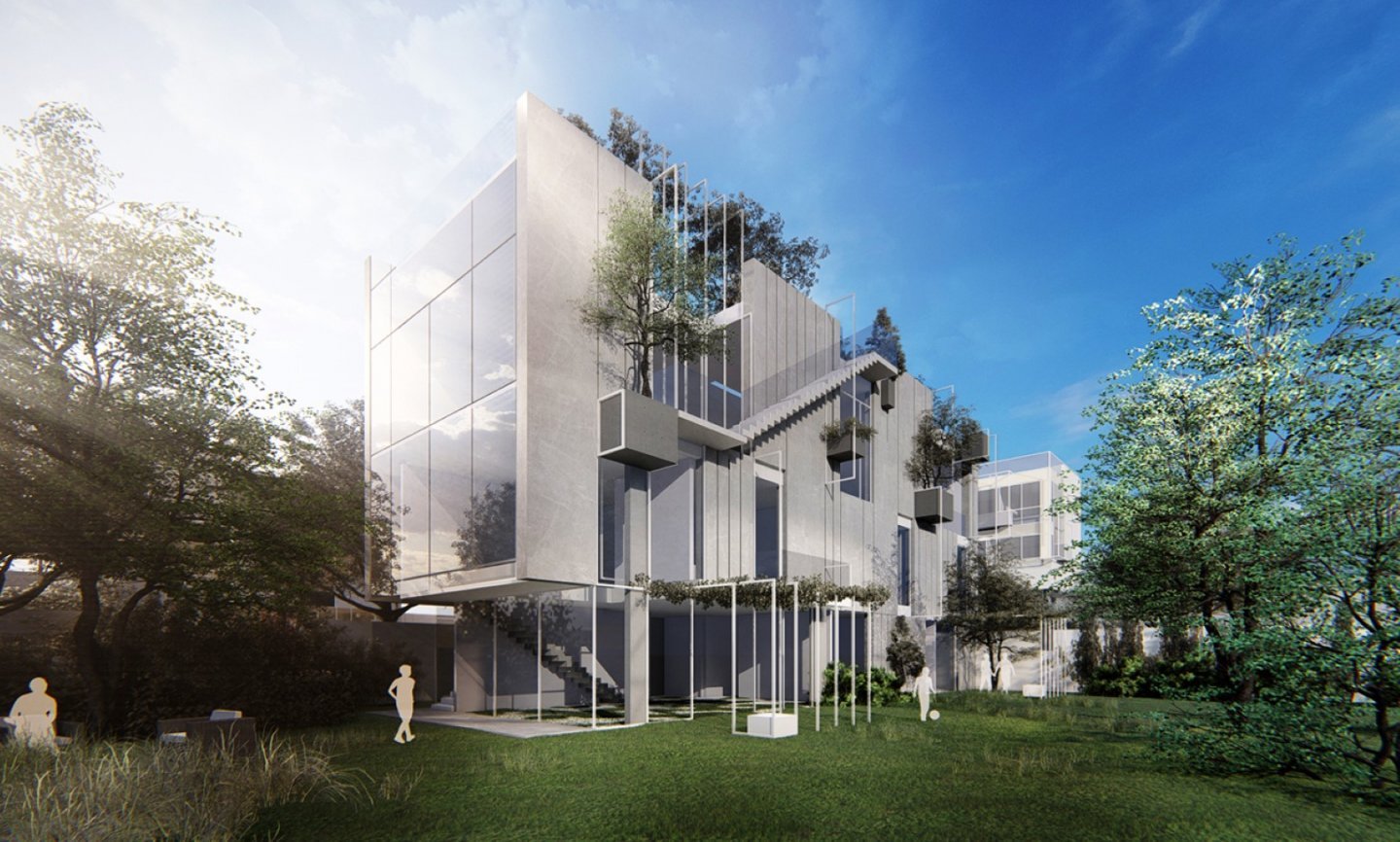 Majdelyoun Housing Complex - project overview image