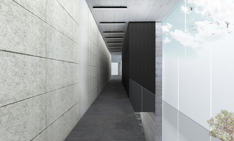 Platinum Venture Offices - The Backyard - concept design image