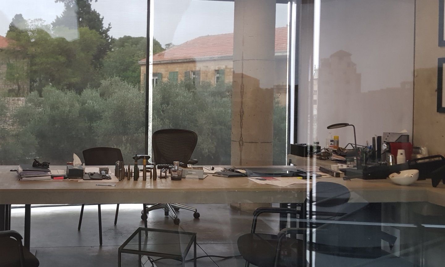 Platinum Venture Offices - The Backyard - project overview image