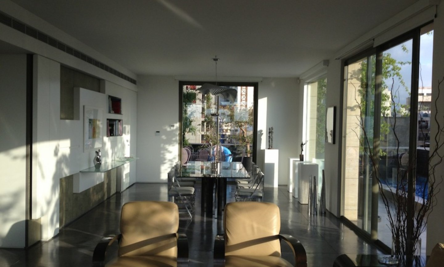 M.N Apartment - project overview image