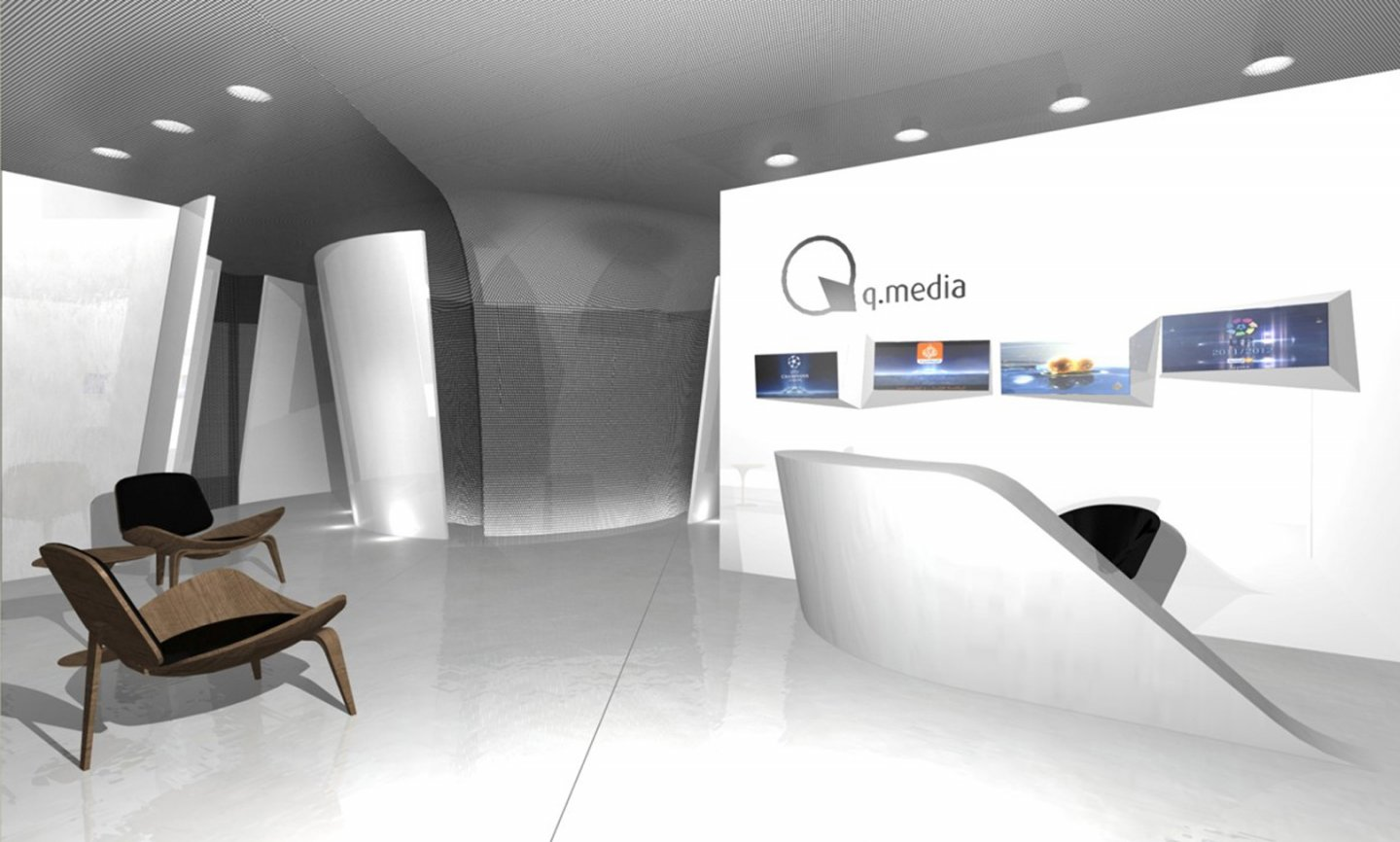 Q Media - project overview image