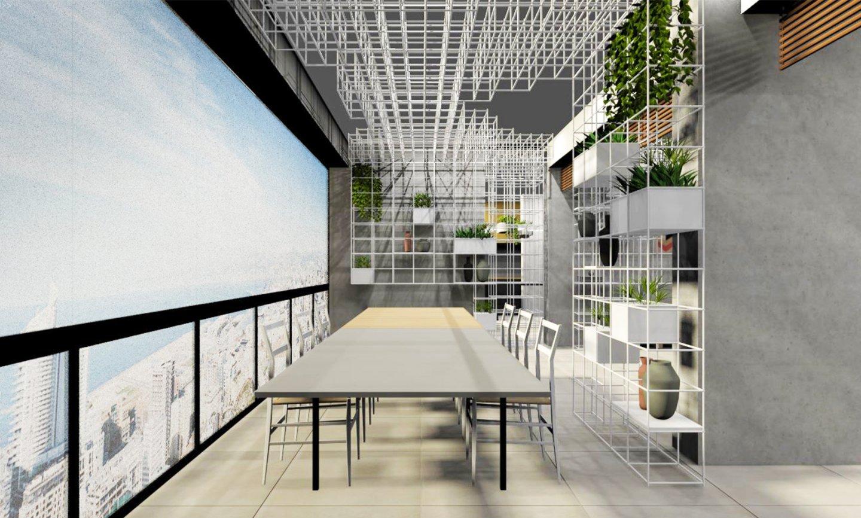 Maison Titus - concept design image