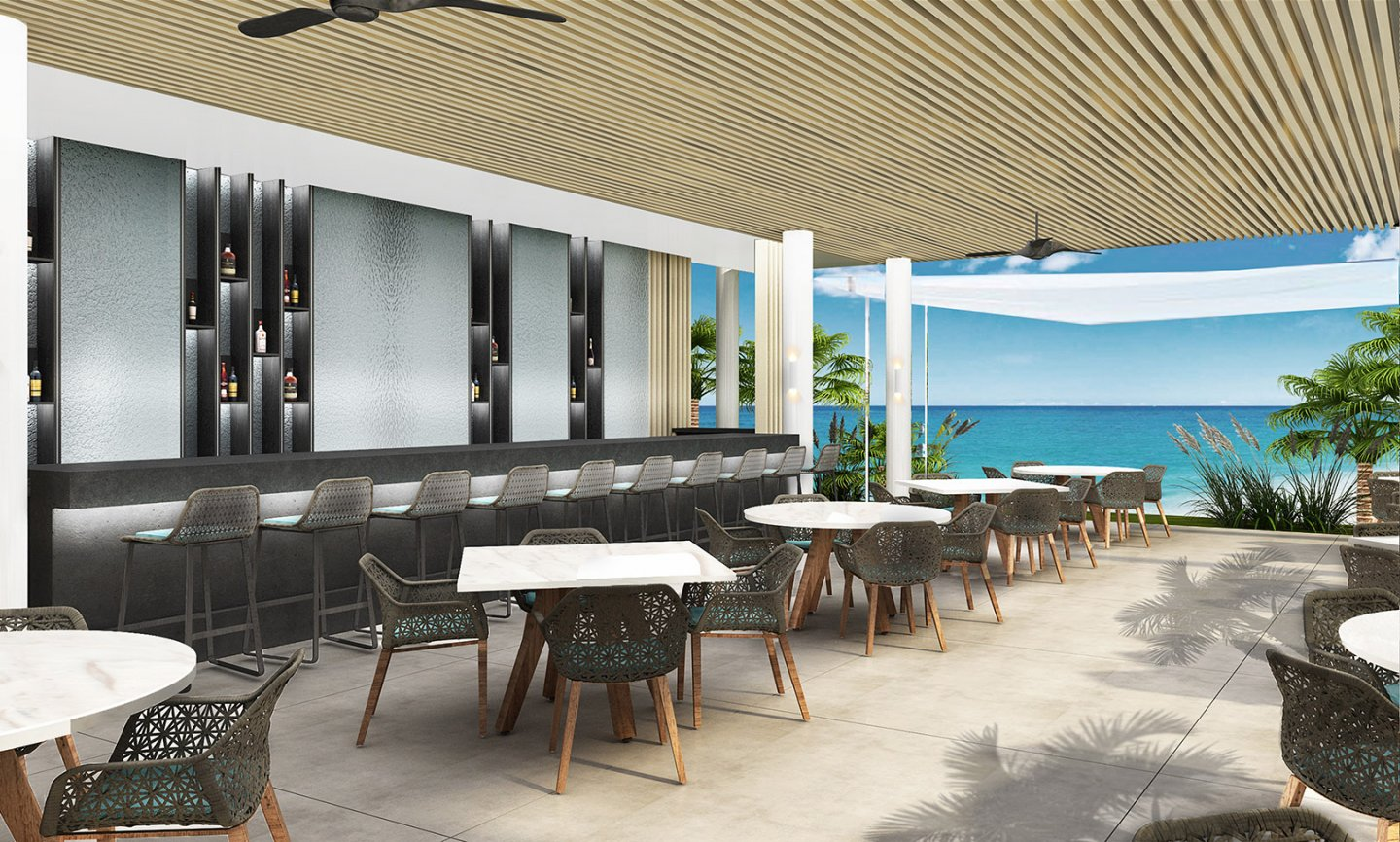 Silversands Beach Bar - project overview image