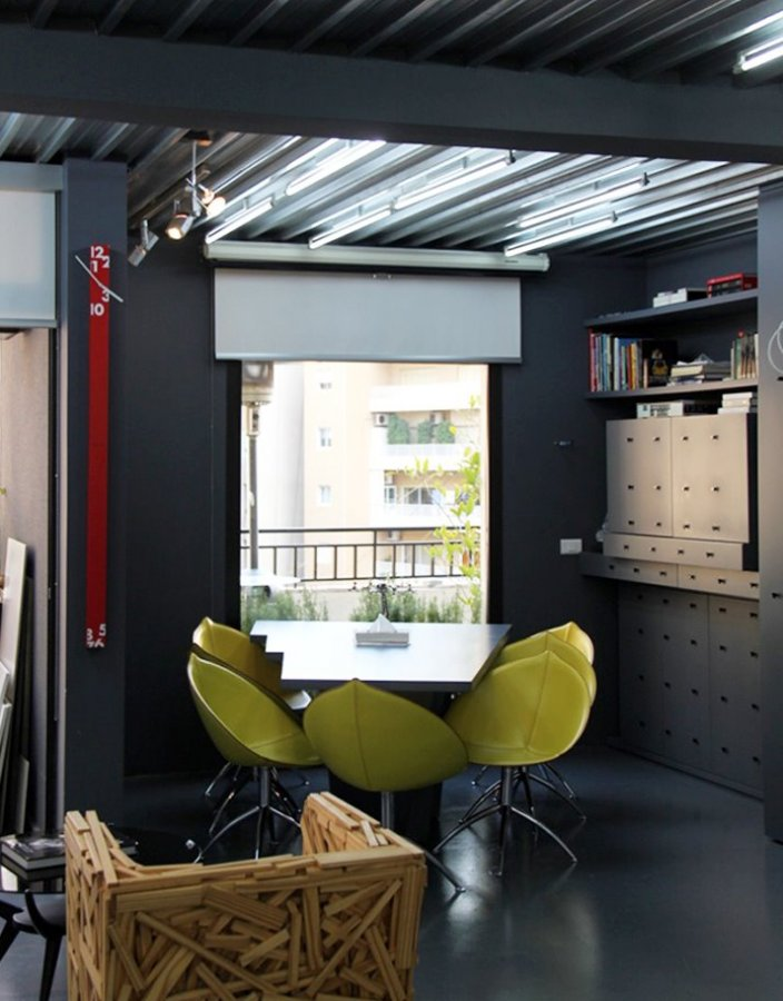 WZ Offices - Ashrafieh  - project overview image