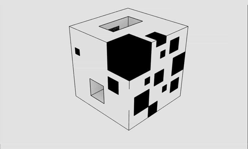 Villa Beit Mery  - concept design image