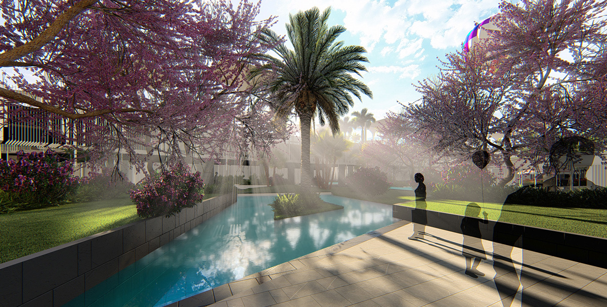 Porto New Cairo  - project overview image