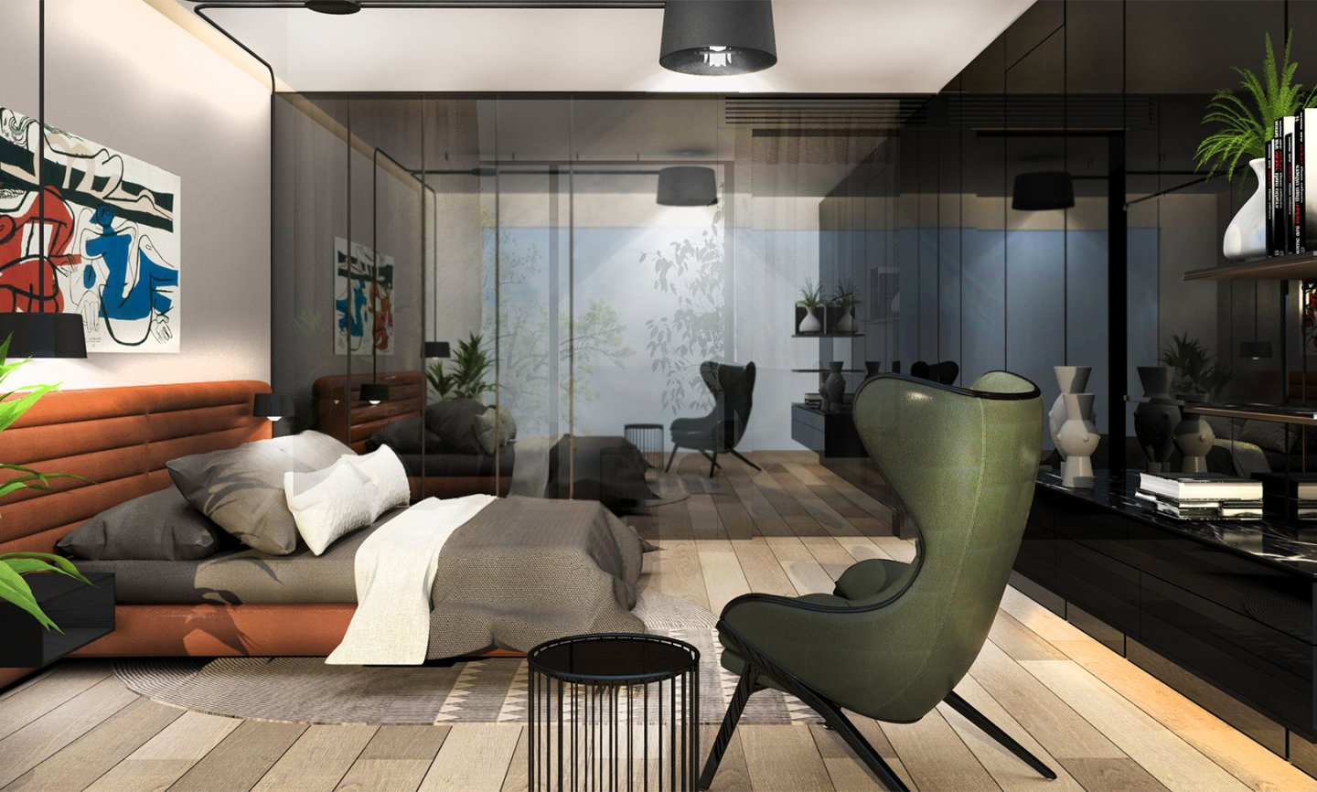 N.S Apartment - project overview image